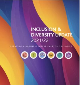Inclusion & Diversity Update